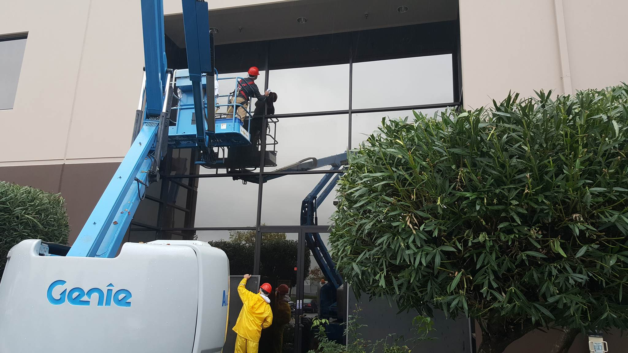 Commercial Property Pressure Washing